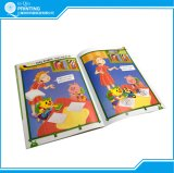 Libro del fumetto del bambino di colore completo
