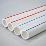 Weißes grünes Grau ISO9001, Standard-PPR Rohre des Cer-/Gefäße und Befestigungs-Polypropylen-Gefäße