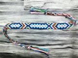 Dropshipping personaliseerde Geweven Katoenen van Hippy Boho van het Koord van de Kabel Armband