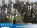 120liter roestvrij staal Reactor met Caster