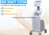 Non Invasive Face Hifu levage de corps machine Liposonix Hifu minceur