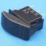 Contura Lighted Boat Marine Rocker Switch 또는 Car Rocker Switch