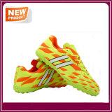 新しい方法スポーツのインドアサッカーの靴
