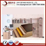 Les panneaux de particules brut E0/E1/E2 colle avec FSC certifié et de l'aggloméré utilisés pour meubles