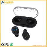 De mini Tweelingen Bluetooth StereoEarbuds van de Oortelefoon Tws van het in-oor Stereofonische Ware Draadloze