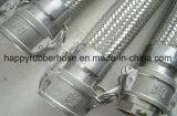 Aço inoxidável os conjuntos do tubo de metal flexível