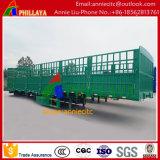 3 de Aanhangwagens van de Lading van het Landbouwbedrijf van het Vee van de Staak van assen