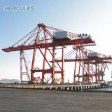Muelle de alto rendimiento de la grúa del puerto de contenedores