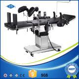 Tabella manuale idraulica dello strumento chirurgico dell'acciaio inossidabile del tavolo operatorio (HFMH3008AB)
