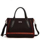 BSCIの監査デザイナー女性のハンド・バッグ、PU革デザイナーハンドバッグ(WZX1085)