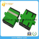 De duplex Optische Adapter/de Koppeling van de Vezel Sc/Upc