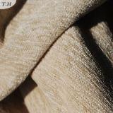Uphostery hellbraunes Chenille-Entwurfs-Sofa-Gewebe 2016 (FTH31002B)