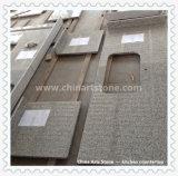 Controsoffitto bianco cinese della cucina del granito G623 di Haicang
