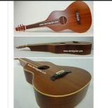 Corpo Mais Estilo Weissenborn Aiersi Guitarra Havaiana
