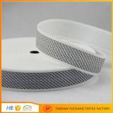 China-kundenspezifisches Großhandelspolyester strickte Matratze-Band