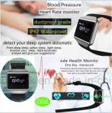 IP67はECG及び心拍数及び血圧Ck12のブレスレットを防水する