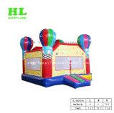 子供のためのクリスマス宮殿の主題の膨脹可能な跳躍の警備員