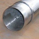 Tubo del filtro per pozzi dell'acqua dell'acciaio inossidabile/schermo di collegare cuneo del Johnson