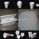 使い捨て可能なEPSはプラスチックミルクビールコーラのコーヒーカップ機械泡立った