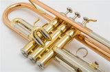卸し売りトランペットの/Red銅の物質的な/Goodの楽器