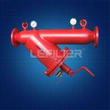 Custodia di filtro industriale petrochimica automatica di auto pulizia
