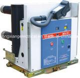 Zn63A-12kv Binnen VacuümStroomonderbreker iso9001-2000