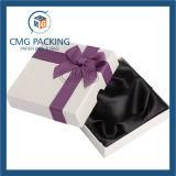 Luxuy a personnalisé la boîte en carton réglée de bijou (CMG-PJB-054)