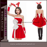 2018 Kostuum van de Dans van de Partij van Halloween van Kerstmis van Carnaval het Volwassen Sexy (TLQZ1524)