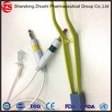 "Reutilizáveis Zhushi fórceps bipolar - Bom 4,5"" Micro reta (. 5mm)"