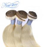 Capelli diritti brasiliani del Virgin 3 gruppi del tessuto dei capelli umani