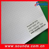 bandeira cinzenta branca do cabo flexível de 380g Frontlit (SF1010)