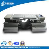 da carga elevada comum da largura de 50-350mm tampas de alumínio da junção de expansão