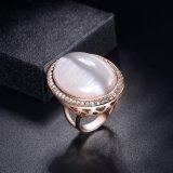 De populaire Gouden Ring van de Steen van Juwelen Grote voor Vrouwen
