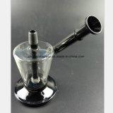 5.9 Zoll-schwarzer Glaswasser-Rohr-Wiederanlauf-Filter