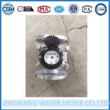 Mètre d'eau sec de Woltman d'acier inoxydable Dn50-Dn300