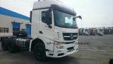 vente chaude de camion de tête d'entraîneur de remorque de 420HP Beiben V3 au Mali et au Congo