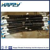 Flexible industrielle hydraulische Gummischlauch-Baugruppe