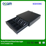 Black Rj11 3-Position Lock POS Cash gaveta (ECD330C)