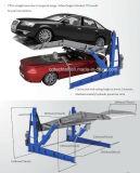 Inclinaison de deux systèmes automatiques de stationnement de levage de véhicule de Double couche de poste