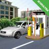 長距離の読書二重RFID E支払のアクセス制御駐車カード