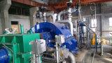 배압 증기 터빈 발전소