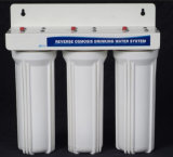 """De Filter van het Water van drie Stadia voor Gebruik -10 van het Huis """""""