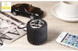 Gymsense GS-08円形の小型Bluetoothのスピーカーの可聴周波タイヤのスピーカーの車輪のスピーカー