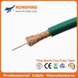 Сели на мель медный коаксиальный кабель проводника CCTV/CATV Kx6
