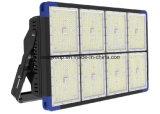 Beleuchtet hohes helles LED im Freien Hoch-Pole helles LED Stadion der Leistungs-540W des Lumen-CRI>80 IP66 des Aluminium-LED Hoch-Pole LED-Straßenlaterne mit Cer RoHS Zustimmung