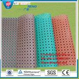Полой резиновый используемая циновкой циновка резины дренажа