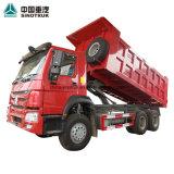 Sinotruk 6*4 10wheelsの熱い販売HOWOのダンプトラックのダンプカーのダンプトラック