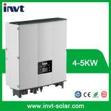 Het Net van de Enige Fase van de Reeks van Mg van Invt 4-5kw bond Photovoltaic Omschakelaar
