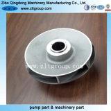CNCの機械化を用いる無くなったワックスの鋳造の水ポンプのインペラー
