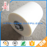 Rouleau/roue en caoutchouc de silicium de la chaleur élevée
